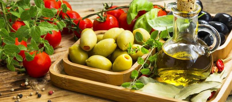 Mediterranean Diet for Employee wellness