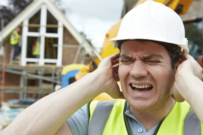 hearing loss occupational health prevention